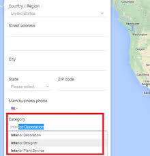 how to add my appliance repair company to maps appliance