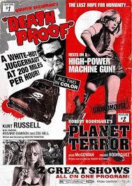 grindhouse 2007 robert rodriguez segment planet terror