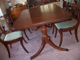drexel dining room new travis court collection antique appraisal
