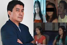 this barangay chairman kicked his wife out of their home so that