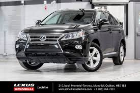 lexus of toronto used 2013 lexus rx 350 premium 1 cuir toit bluetooth for sale in