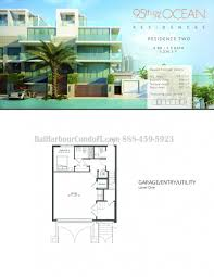 95 on the ocean residences surfside miami florida 9501 collins