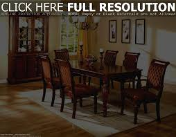 dining tables round dining table for 6 with leaf rustic