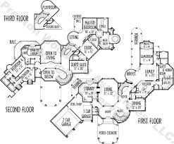 modern mansion floor plans modern mansion house plans ultra modern house floor plans large