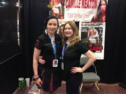el paso comic con with camille keaton and horrific sight seeing