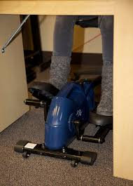 Under Desk Pedal Exerciser J Fit Under Desk Elliptical Trainer Review
