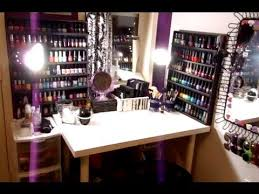 Organizing Makeup Vanity Makeup Collection U0026 Vanity Tour Updated Nov 2011 Theeasydiy