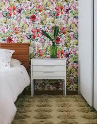 deco papier peint chambre adulte 1001 astuces et idées pour choisir un papier peint chambre tendance