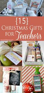 15 easy gifts for teachers the big moon