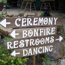 country wedding decorations shop country wedding signs on wanelo