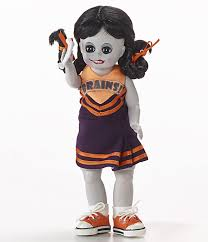 Zombie Cheerleader Zombie Cheerleader 69775 By Madame Alexander At The Toy Shoppe