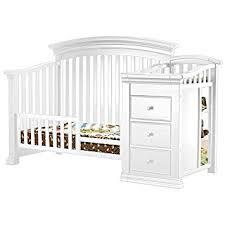 sorelle crib with changing table amazon com sorelle verona crib and changer rail french