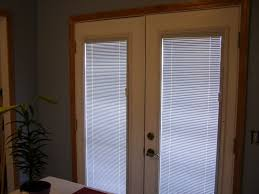 Glass Blinds French Doors With Blinds Between The Glass 7320