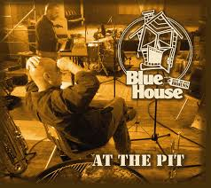at the pit blue house with the rent to own horns