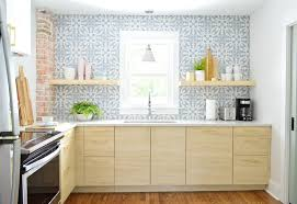 ikea light oak kitchen cabinets two duplex kitchen reveals and our airbnb listing is live