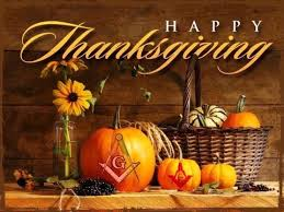happy thanksgiving grove city lodge no 689