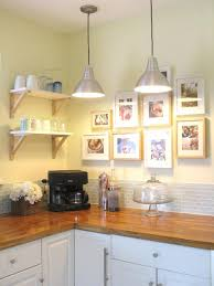 Craft Ideas For Kitchen Home Decor Kitchens Without Upper Cabinets Corner Kitchen Base