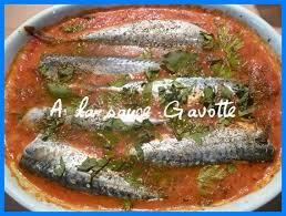 cuisiner des maquereaux frais maquereaux mi vin blanc mi escabèche a la sauce gavotte cuisine