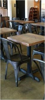 reclaimed wood restaurant table tops 38 fresh wood table tops ideas best table design ideas