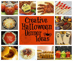 15 creative halloween dinner ideas