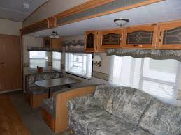 2005 forest river sandpiper 325bhd fifth wheel plainfield ct hi