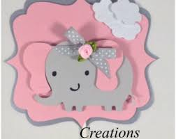 elephant centerpieces for baby shower elephant baby shower centerpiece etsy