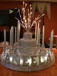 sweet 16 candelabra 25 best sweet 16 candles ideas on sweet 16