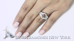 browns wedding rings fd 547 2 08 carat fancy chocolate brown diamond