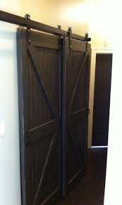 Diy Bypass Barn Door Hardware by Bypass Barn Door Hardware Easy To Install Canada Hanging Barn