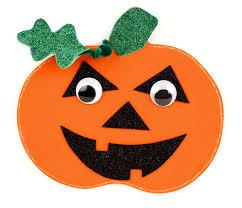 nicole crafts large pumpkin shape kids craft halloween moore