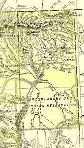 Map Of Arizona And Utah by Utah County Map