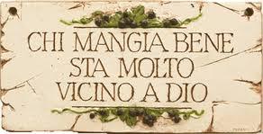 Italian Wall Decor Tuscan Kitchen Decor Italian Kitchen Sign Italian Kitchen Decor