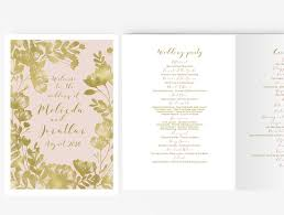 wedding program booklet wedding program booklet diy editable ms word template floral