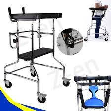 elder walker walk support rollator walker zimmer walking frame for elderly