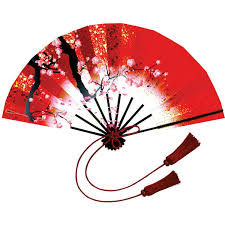 asian fans new year decorations free printable new year