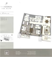 dubai mall floor plan emaar the address residences the blvd boulevard dubai dubai