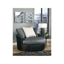 Oversized Swivel Accent Chair 1420021 Furniture Oversized Swivel Accent Chair Oversized