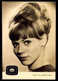 Ansichtskarte / Postkarte Schauspielerin <b>Solveig Müller</b>, Fernsehfunk - 242173