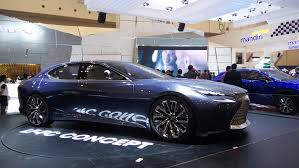 lexus mobil lexus hadirkan 2 mobil concept di giias 2016 blackxperience com