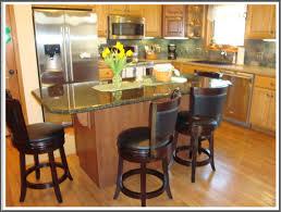 diy kitchen island with stools