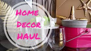 home decor mini haul kirklands target dollar spot at home
