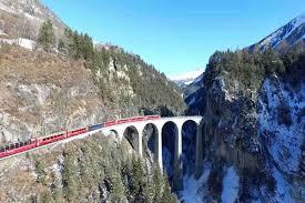 treno cremagliera glacier express il trenino a cremagliera trenino rosso bernina