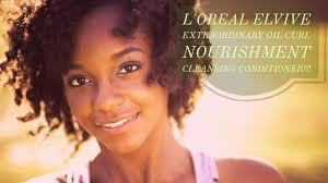 l u0027oreal curl nourishment cleansing conditioner review