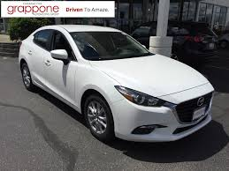 mazda new cars 2017 new 2017 mazda mazda3 sport 4d sedan in bow me0214 grappone mazda