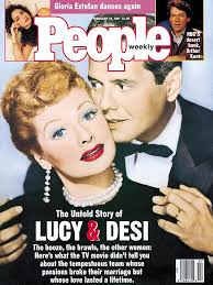 lucille ball and ricky ricardo the real story of desi and lucy