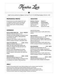 Fancy Resume Templates Fancy Resume 11 Alexandra Kingston Modern Fancy Resume