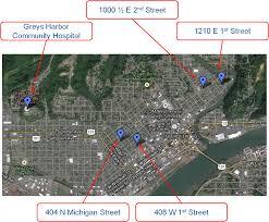 Aberdeen Washington Map by The Kurt Cobain And Nirvana Tour Part 2 Aberdeen Hoquiam And