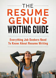 Resume Writing Books Amazon Com The Resume Genius Writing Guide The Only Resume