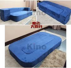 folding foam sofa bed multifunction thick folding foam bed mattress sofa buy all foam