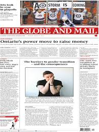 the globe and mail prairie edition 17 04 2015 retail ebook emag